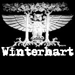 Winterhart-Eule-Vorlage
