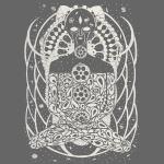Alienbuddha White