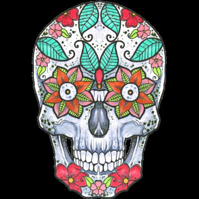 skully01 - Skull'n von IVAYLOART - spiderwitch,ivaylo,inkhouse,bodypiercings,Tattoo,Piercing,Aschaffenburg