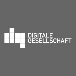DigiGes Logo Weiß