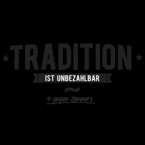 Tradition statt Kommerz