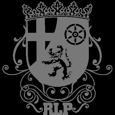 RLP Shirt  - Das Rheinland Pfalz Shirt - trier,mainz,koblenz,T,Rheinland-pfalz,Rapresene,RLP