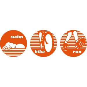 swim bike run Triathlon Sport
