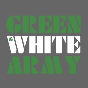 GREEN & WHITE ARMY