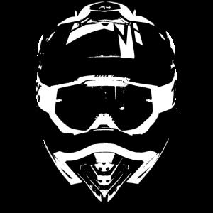 Goggles-Motocross-Helmet