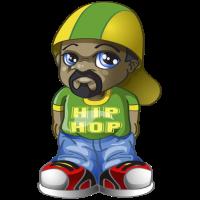Hip Hop-Fan
