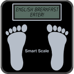 Scale - English breakfast