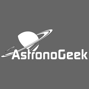 Logo AstronoGeek avec texte