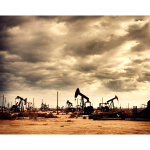 Öl-Feld