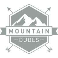 Mountain Dudes - Logo