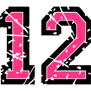 12 Vektor Used Look - Farbwechsel