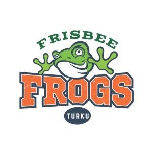 Frisbee Frogs Sammakko