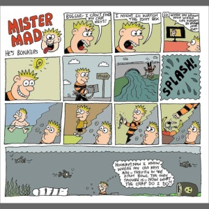 Mister Mad Drowns Himself jpg