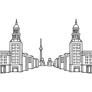 Frankfurter Tor Berlino