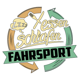 Sport Design Fahrsport RAHMENLOS Geschenk Hobby