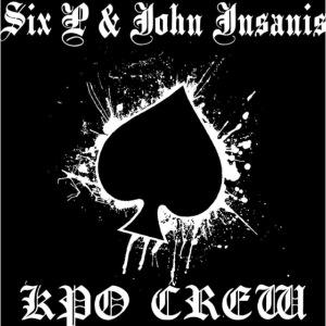 Six P & John Insanis T-Paita 2