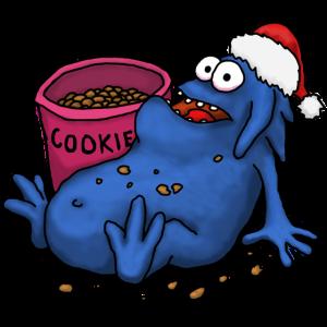 Kobold Cookies Weihnacht