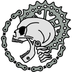 Skull Chain Punk-3c
