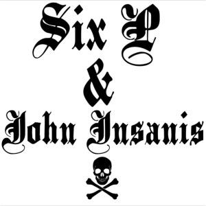Six P & John Insanis Juomapullo