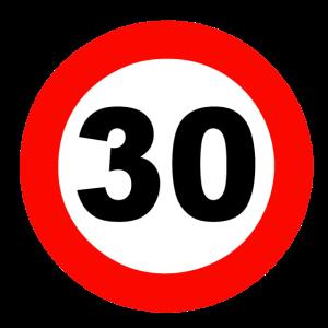 30.Geburtstag,Verkehr