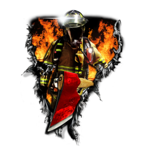 Feuerwehrmann 3D