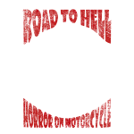 RoadToHellTshirt spreadhi