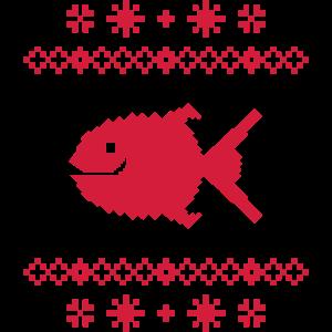 Norweger Fischmuster 1