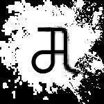 Pixelart Glyphe
