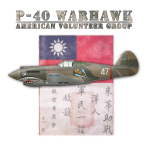 P-40 Warhawk Flying Tiger