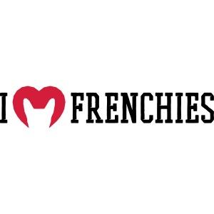 I love Frenchies