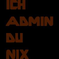 ich-admin-du-nix