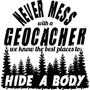 Never Mess (black)