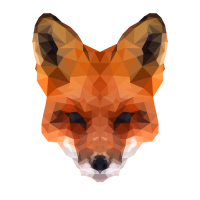 Low-Poly Fox