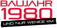 Jahrgang 1980 Geburtstagsshirt: baujahr 1980