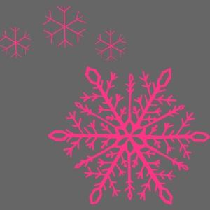 Snowflakes arc