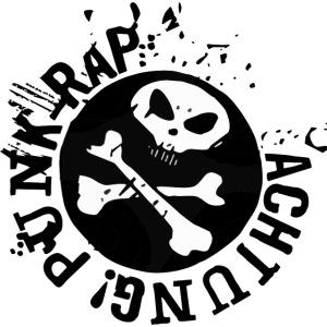 punkrap stamp png