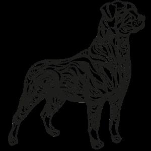 Rottweiler-Illu
