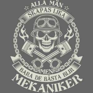 Män Skapas Lika, Bara De Bästa Blir Mekaniker