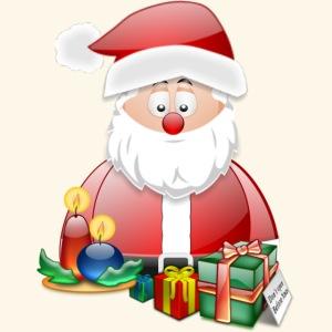 Santa Scene 3