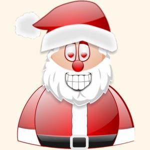 Santa 1 Love Eyes