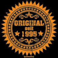 Jahrgang 1990 Geburtstagsshirt: Used look Original seit - 1995 - RAHMENLOS Vintage Geschenk