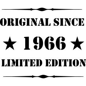 1966-Geburtstag - Limited Edition