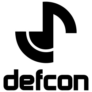defcon logo and text vector2