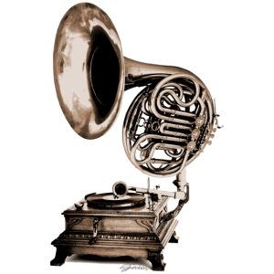 Grammo-Horn