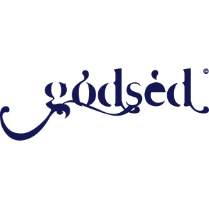 Godsèd Logo Officiel 1 Blue