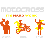 Motocross - Hard Work HQ 2015