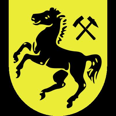 Herne - Herne - Wappen,Ruhrgebiet,Nordrhein-Westfalen,NRW,Herne