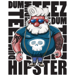 Hipster Dumteez