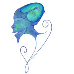alien floral