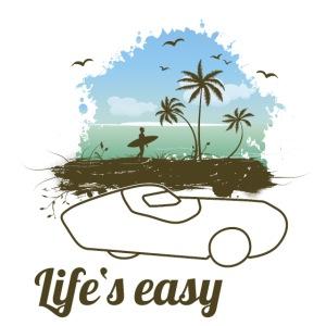 Life's easy Record